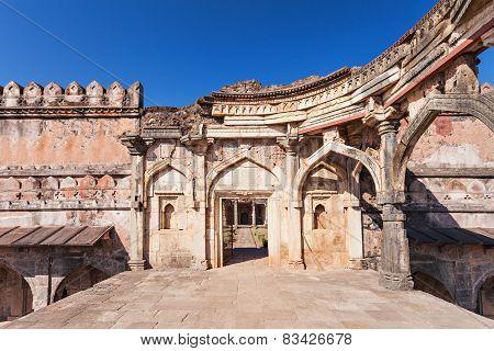 Mosque In Mandu