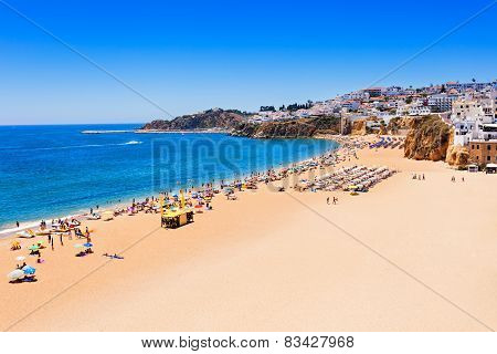 Albufeira City Beach