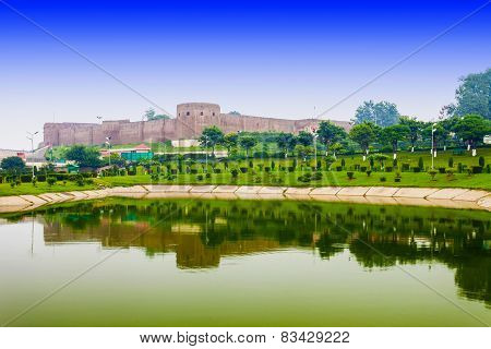 The Bahu Fort