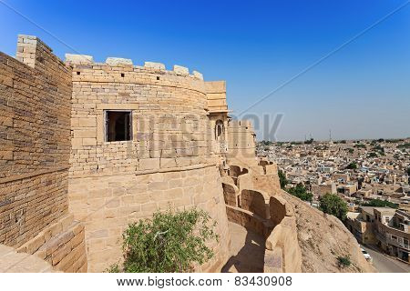 Fort In Jaisalmer