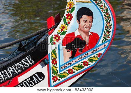 Moliceiro Boat