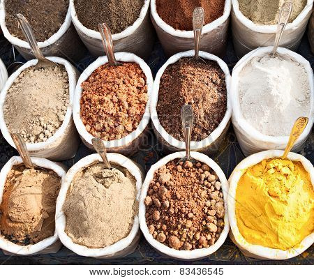 Spicies On Goa Market