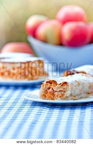Apple pie - cake