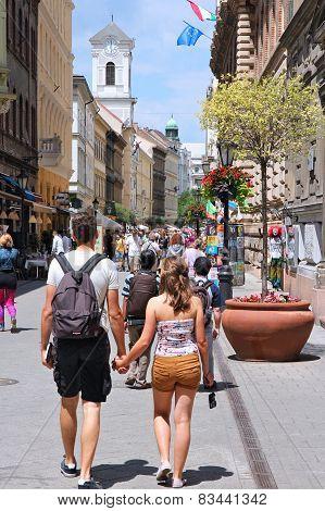 Budapest Shopping