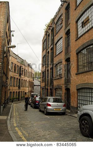 Back Street, Hoxton, London
