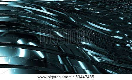 Abstract Three-dimensional Background