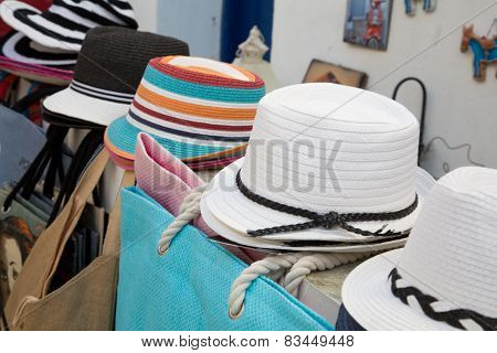 Folegandros Hats