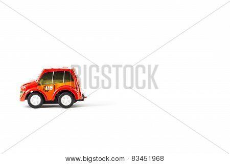 Fireman Toys Car