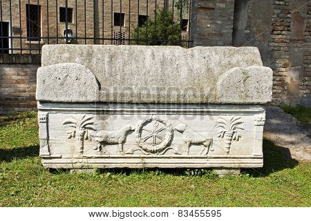 Ravenna Sarcophagus