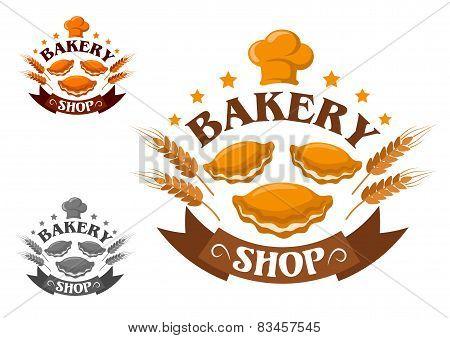 Creative bakery shop