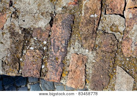 Old Stone Wall