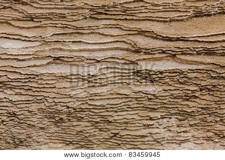 Mineral Layers Background
