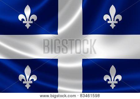 Quebec Provincial Flag Of Canada
