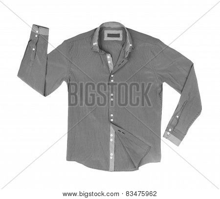 Shirt Isolated On A White Background
