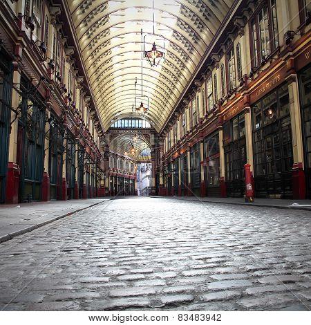 London - Leadenhall Market