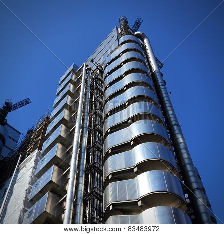 London - Lloyd's Building