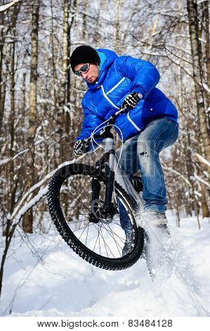 Cyclist extreme
