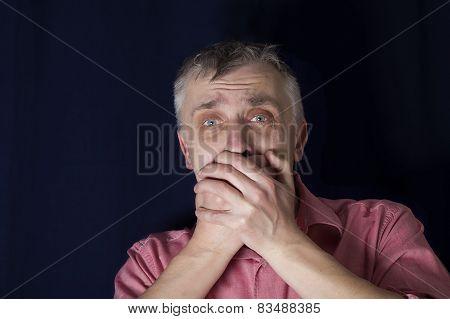 Stunned Man