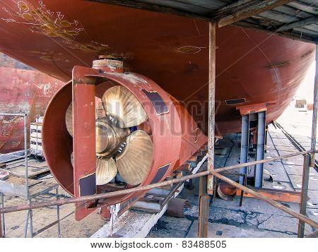 Propeller Tug