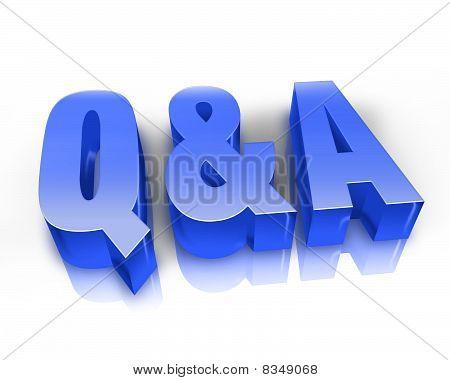Question & Answer (Q&A)