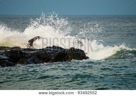 Breaker Wave