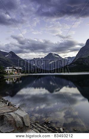 Swiftcurrent Lake