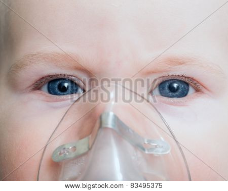 Inhalation child