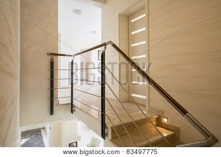Modern Interior In Apartment