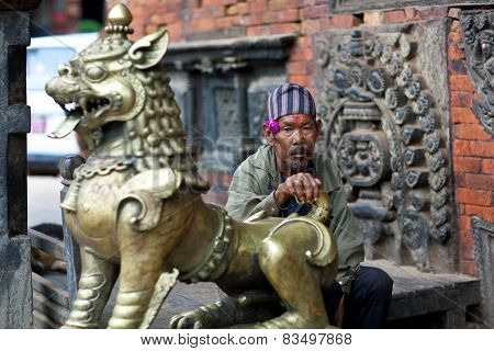 Newari People, Nepal