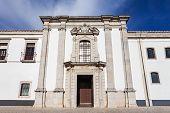 picture of faro  - Catholic cathedral in Faro Algarve region of Portugal - JPG