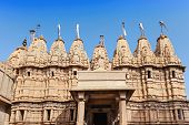 picture of jain  - Jain Temple in Jaisalmer Fort Rajasthan state in India - JPG
