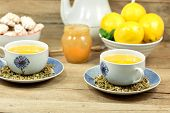 foto of biscuits  - Chamomile tea  - JPG