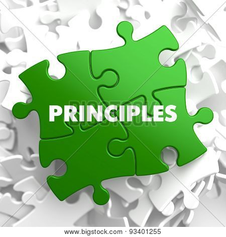 Principles on Green Puzzle.
