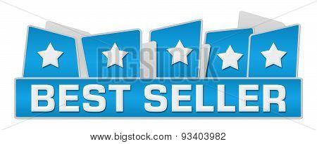 Best Seller Blue Squares On Top