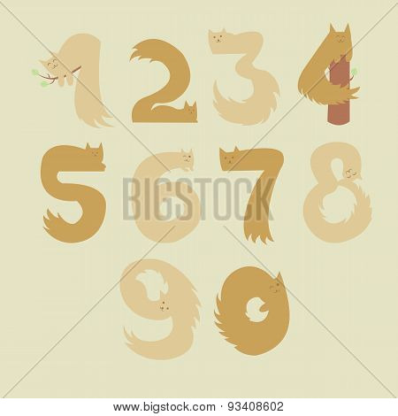 Cats Numbers
