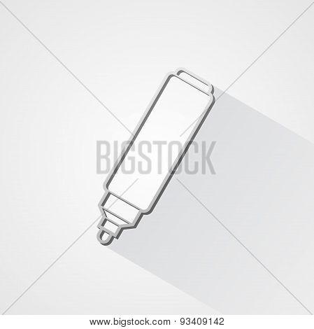 Felt Pen Icon