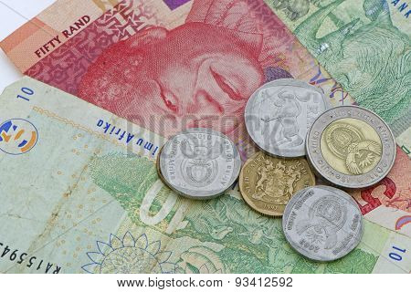 South African Money Rands