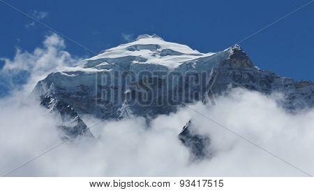Peak Of Tawotse, High Mountain
