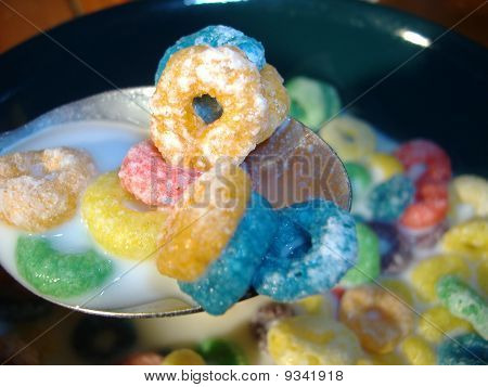 Fruitrings for Breakfast
