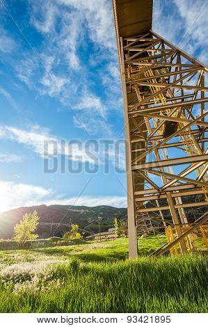 Mining infrustructure