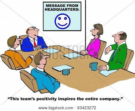 Team Positivity