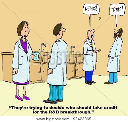 R&D Breakthrough