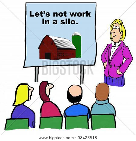 Business Silo