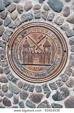 Arms Of Tartu.