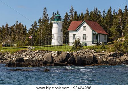 Little River Light - Cutler Maine