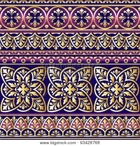 Ornament Violet