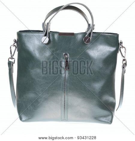 Green Women Bag