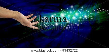Creating Karma