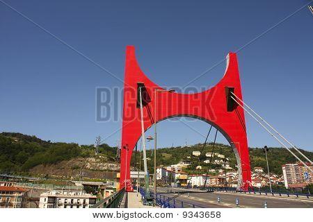 La Salve Brücke, Euskadi, Bilbao.