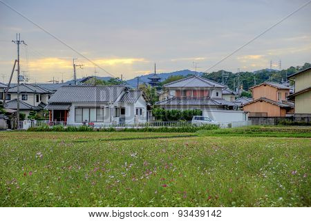 Japanese Houses.